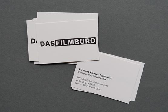 Das Filmbüro – Branding