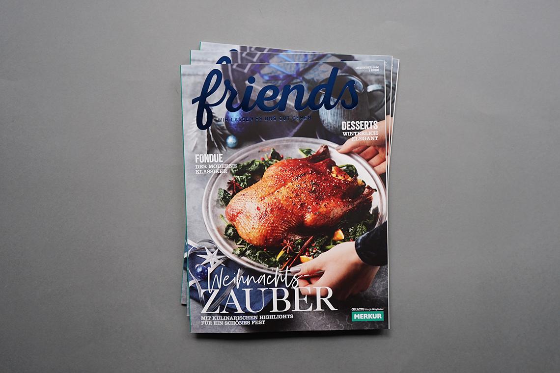 friends Ausgabe 10 Cover