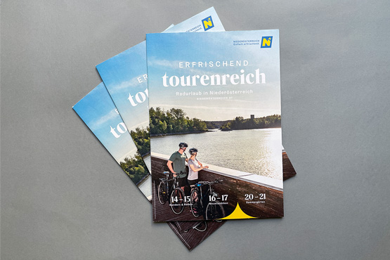 Niederösterreich Werbung Medienbeilage